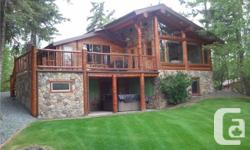 Property Type: Single Family Building Type: House Storeys: 1 Title: Freehold Land Size: under 1 acre  Yes you can.... have waterfront for under a million on Tie Lake.  This 2200 sqft home was renovated by Ram Creek Log Homes and is full of character