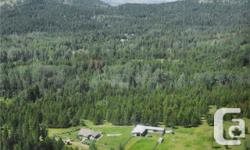 Property Type: Single Family Building Type: House Storeys: 1 Title: Freehold Land Size: 100+ acres Built in: 1988  Spectacular 320 acre property consisting of two titles of 160 acres each just minutes from Kelowna. This quaint 2 bedroom 2 bath home is