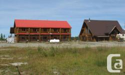 http://www.ElkhartLodge.com  Foreclosure Sale of this 35 acre recreational property, Lodge, Motel log construction. 2115 sq ft shop. The property sits adjacent to the busy Okanagan Connector Hwy 97C; the main route from the Okanagan to the Lower Mainland.