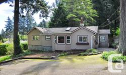 Property Type: Single Family Building Type: House Title: Freehold Land Size: 0.73 ac Built in: 1934  COUNTRY SOLITUDE FOR A GREAT VALUE IN DESIRABLE CORDOVA BAY AREA!  Charming 3 bed 2 bath Bungalow sited on almost ¾ acre of Amazing Private Property.