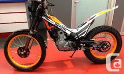 New Repsol 4RT Montesa .Bringing trials performance to life d30702 stock HO frt/pdi $895 + doc $195 trials trails dirtbike 4rt 260 SE beta gas gas gasgas
