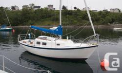 Selling our sailboat, Altair. She was purchased by my wife and I in 2007 from our close friends. They had taken very good care of her but were looking to upgrade. Since taking ownership we have have done extensive work to bring her even more up to shape.