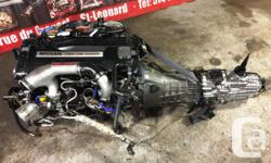 JAPANESE MOTORS IMPORTED FROM JAPAN JDM NISSAN SKYLINE R33 GTR 2.6L TWIN TURBO ENGINE AWD TRANSMISSION WIRING HARNESS ECU JDM RB26DETT FOR SALE CALL US FOR THE PRICE JDM TOKYO MOTOR IMPORTS 8210 RUE DU CREUSOT MONTREAL QUEBEC H1P2A4 TEL: (514) 322-5558