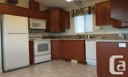 # Bath 2 Sq Ft 1056 # Bed 2 One owner 16 wide modular home at Rocky Creek Village ready for you! Built in 2007 and first occupied in 2011 this 2 bedroom, 2 bathroom deluxe unit offers 1056 square feet of living in this adult oriented park. Located in the