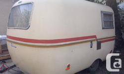 Stop your search! This is the Boler you have been looking for! All original, untouched, immaculate 1971 13 ft Boler. This was bought in spring from original and only owners. It is in perfect condition, has original ice box and heater, sink and stove. I