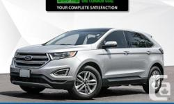 Additional Details Condition Used Model Edge Year 2016 Body type SUV Color Silver Mileage 40,365 mi Description .