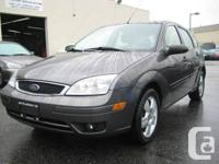 2006 FORD FOCUS MODEL:ZX5 SE ODOMETER- 106 000 KMS