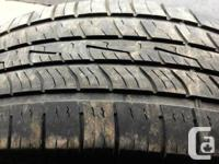 GARAGE CLEAROUT SALE  (1) TOUR PLUS TIRE LST SERIES ALL