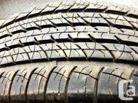GARAGE CLEAROUT SALE  (1) COOPER TIRE CS4 TOURING