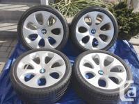 BMW 5, 6,7, X5, X6 SERIES BRIDGESTONE POTENZA RE050A