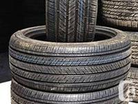 ))ALL TIMES OF THE YEAR TIRES . SET OF 4. ** MICHELIN