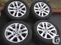 OEM BMW 2010 3 SERIES CONTINENTAL CONTIPRO CONTACT