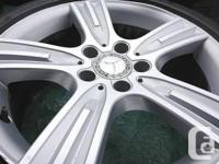 INITIAL OEM 2011 MERCEDES BENZ C350 STAGGERED