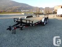 Wholesale Trailers Abbotsford, BC - Call  or      2014