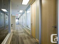 Top quality office in Downtown Toronto. Prominent
