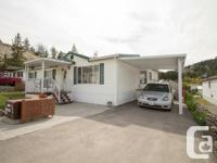 In the optimal area of West Kelowna Estates, minutes