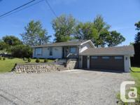 Val Caron 2 room house on a big corner lot. across from