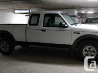 Make Ford Model Ranger Year 1997 Colour White kms