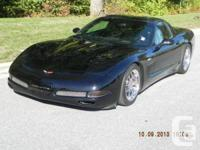 >>> 2002 Chevrolet Corvette Z06 Hardtop Supercharged