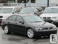 Year: 2003  Make: BMW  Model: 7-Series  Trim: 745i