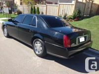 - Well maintained 2004 Deville. Only 2 small scratches