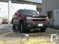 2004 Chevrolet Avalanche. # Année / # Year: 2004.  #