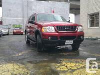 2004 Ford Traveler XLT.  # Annee / # Year: 2004.  #
