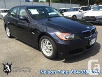2007 BMW 323i Sedan.  Transmission: Automatic. Engine: