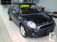 Mint condition Mini Cooper S. One owner, upgraded