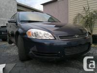 2008 Chevrolet Impala LS.  # Annee / # Year: 2008.  #