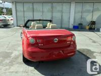 ♔ 2008 EOS 2.0TSI Convertible with 112000KM