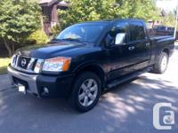 2008 Nissan Titan Staff Taxicab - Top the Line LE