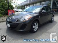 2010 Mazda 3 Sedan.  Transmission: 5-Speed Handbook.
