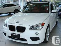 2013 BMW X1 xDrive35i SUV for sale;  Original Price :