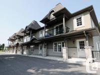 Stunning brand-new construction condominiums in Embrun.