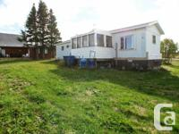 Maison mobile - à vendre - L'Isle-aux-Coudres. Maison