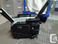 I am marketing a working 16mm Film projector in