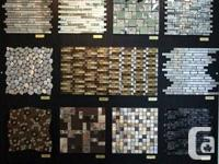* MOSAIC CERAMIC TILE SALE 30-50 % OFF *. ON ALL PRICES