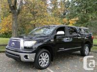 >> CrewMAX << 2010 Toyota Tundra Platinum 5.7L V8 4WD