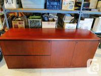 1. Long/Double File Cabinet Combo $ 550 OBO Solid Wood