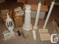 All new outdoor light requirement-- only $50.  Perfect