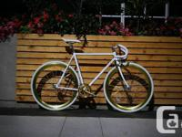 * PIERROT BICYCLES * FIXIE/SINGLE FIXED EQUIPMENT