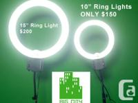 ★ ★ Diva Ring Light for Photo & Video