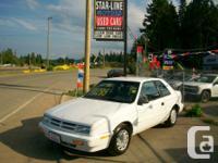 Make Dodge Model Shadow Colour ARCTIC WHITE Trans