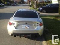SUBARU BRZ 2013   EMAIL ME FOR A TEST DRIVE  29,000 KM