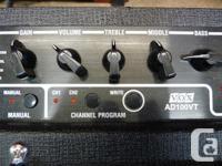 Vox Valvetronix AD100VT 2X12 inch 100 watt guitar amp,, used for sale  British Columbia