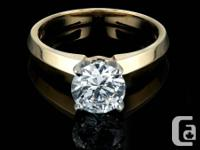 r) SI1 Clarity Rating.  Conflict Free Diamond.