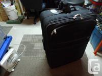 I am marketing my American Tourister Luggage that is in