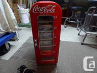 I am marketing a Coca Soda pop Coke Mini Fridge