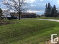This family members home on a big farm home has three